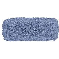Rubbermaid Anti-Microbial Step Mop Head 41 x 14cm Blue