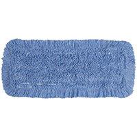 Rubbermaid Anti-Microbial Step Mop Head 46 x 17cm Blue