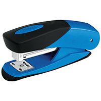 Rexel Choices Matador Half Strip Stapler Blue 2115689