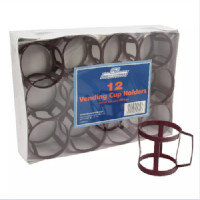 Vending Cups Carry Tray Holder (12 Pack) Black 0308