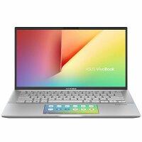 "Asus VivoBook S14 S432FA-EB0001T Laptop - 14"" Display with ScreenPad 2.0, Intel Core i5-8265, 8GB RAM, 256GB SSD, Windows 10, Nano Edge Display - Slate Grey"