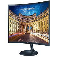 Samsung 24 inch Full HD VA Black Computer Monitor LC24F390FHUXEN