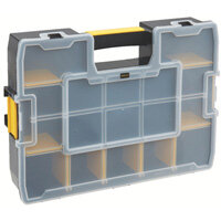 Stanley Tool Box Sortmaster Organiser Black and Yellow 1-94-745