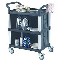 Catering Service Trolley Cart 3 Sides 309622