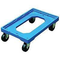 Plastic Dolly Blue 250kg Capacity Ref 369320