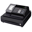 Casio SE-S10 Cash Register Black