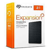 Seagate Expansion Portable Hard Drive 2TB STEA2000400