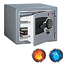 Sentry Fire-Safe Water Resistant 22.8 Litre Electronic Lock MS0607