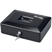 Master Lock Medium Cash Box Key Lock CB-12ML