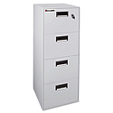 Sentry 4 Drawer File Cabinet Fire-Safe
