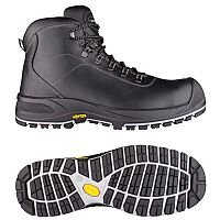 Solid Gear Apollo S3 Size 39/Size 5.5 Safety Boots