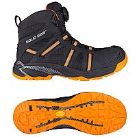 Solid Gear PHOENIX GTX S3 Size 47/Size 12 Safety Boots