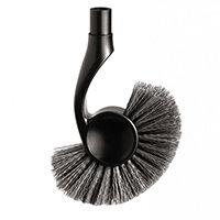 Simplehuman Black Toilet Brush Replacement Head BT1095