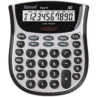 Rebell Ergo 10 Desktop Calculator RE-ERGO 10