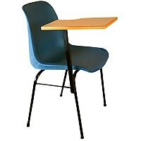 Student Chair Lecture Arm Tablet (Right Hand) SIEOL - Blue
