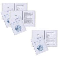 Snopake Superline Presentation Book A4 10 Pocket Buy 3 Books for the Price of 2 SK812390