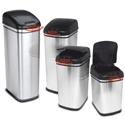 Smart Autobin 60 Litre Stainless Steel