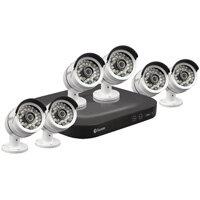Swann 8 Channel 6 Camera DVR CCTV Kit SWDVK-847506-UK