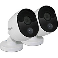 Swann Thermal Sensor Outdoor Bullet Security Cameras Pack of 2 SWPRO-1080MSBPK2-UK