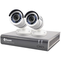 Swann 4 Channel 2 Camera DVR CCTV Kit SWDVK-445752-UK