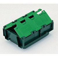 Containers -Plastic Attached Lid 4L