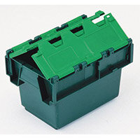 Containers -Plastic Attached Lid 6L