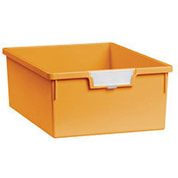 Tray  A4 Deep Yellow 157x312x425mm-Pack Of 10