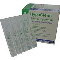 Eyewash pods 20ml Pack 25