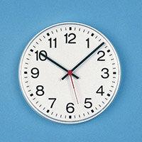"Clock Radio Controlled 10"" Arabic Dial"