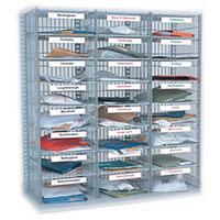 Extra 6 Compartment Column For A4 Easi Sort Mailsort Unit