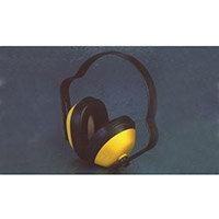 General Purpose Ear Muff Defenders 25bB Noise Ratio Yellow