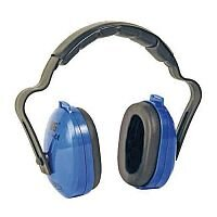 All Day Ear Muff Defenders 30bB Noise Ratio Blue