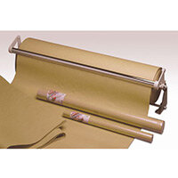 Ribbed Kraft Paper Roll 750mmx1150M 50 Sheet Pk