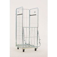 Container Roll Standard H 1555mm 4 Sides/Drop Gate