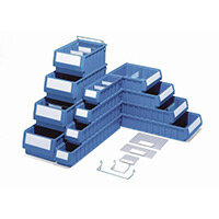 Shelf Trays Type 3 - 13Kg Capacity 12.6L Volume Pack of 6