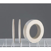 Tape-Double Sided Tissue With Backing Paper W:25mm Carton Of 6