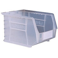 Linbins Clearview H x W x D mm: 130 x 140 x 210 Pack Of 10