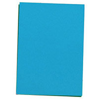 Card Refills A6 Pack Of 100 Blue