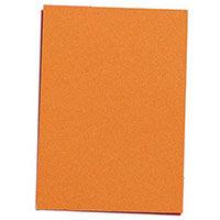 Card Refills A6 Pack Of 100 Orange