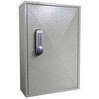 Key Cabinet Digital Deep Mechanical Key Capacity = 100
