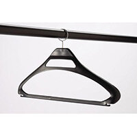 Fully Captive Hangers Black Pack 20
