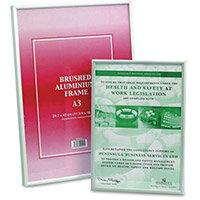 A4 Aluminium Frame