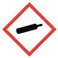 Sign Cylinder Vinyl Strip Of 20  HxW: 16x16