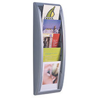 Fast Paper Quick Fit Silver Display A5