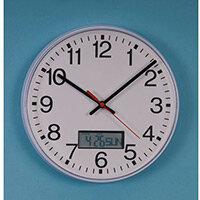250mm Quartz Calendar Clock