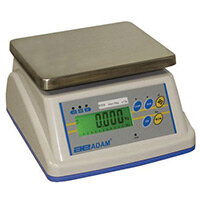 Ip66 Wash Down Scale 6Kgx2G 210x173mm Ec Approved