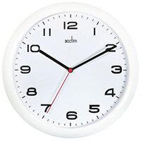Aylesbury White Wall Clock