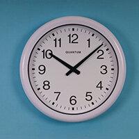 410mm Dia. Radio Controlled Weatherproof Clock