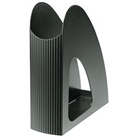 Han Loop Shatter Resistant Magazine File Black