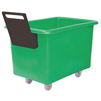 Truck Food 914X610X610mm With Handle Green Plast.Base 2F+2Swx102mm Ny+Tg